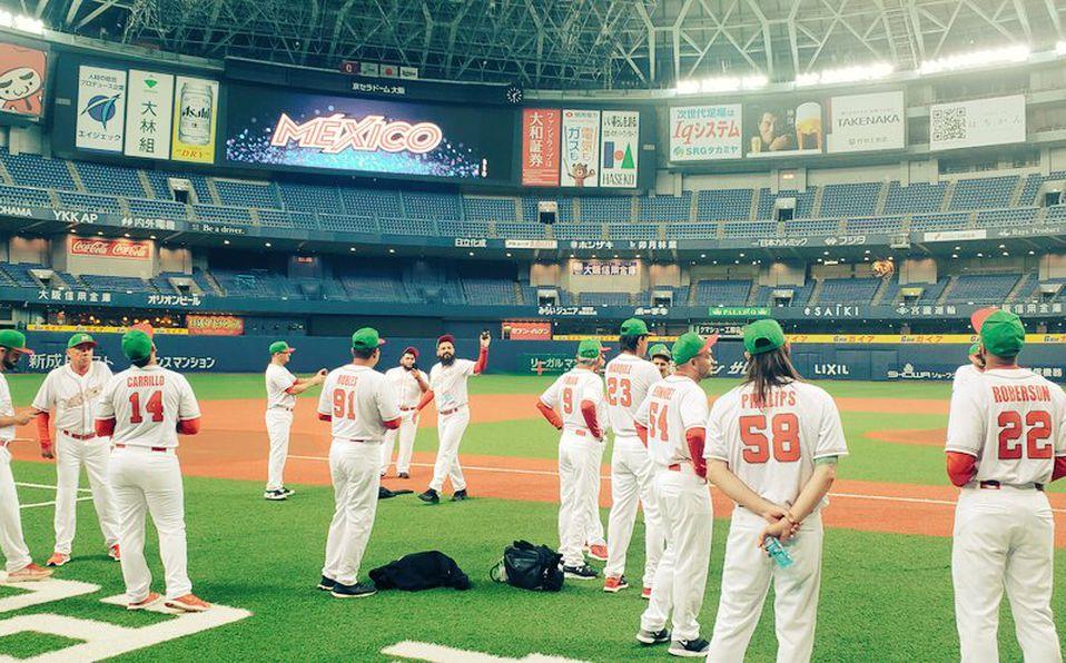La selección mexicana en su pasada visita a Japón. Foto: Liga Mexicana
