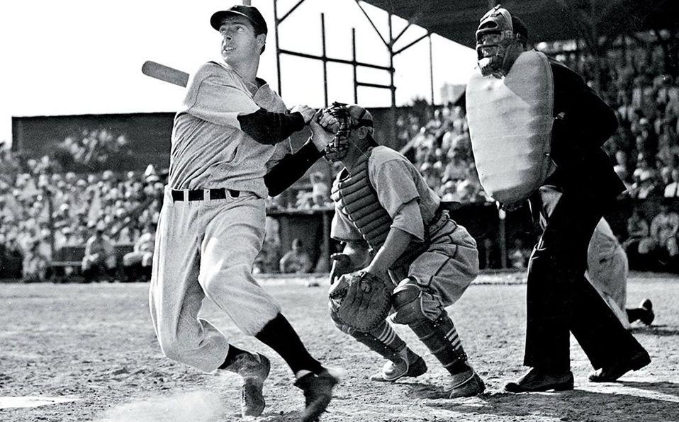DiMaggio se convirtió rápidamente en uno de los ídolos de los Yankees. (Foto: @SInow)