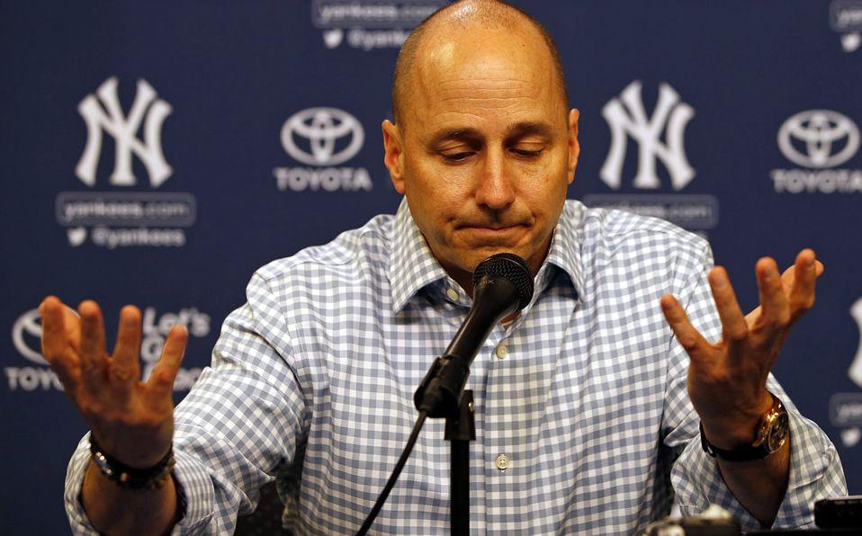 La detención se dio cuando Cashman llevaba su auto a ser inspeccionado. (Foto: @NYDNSports)