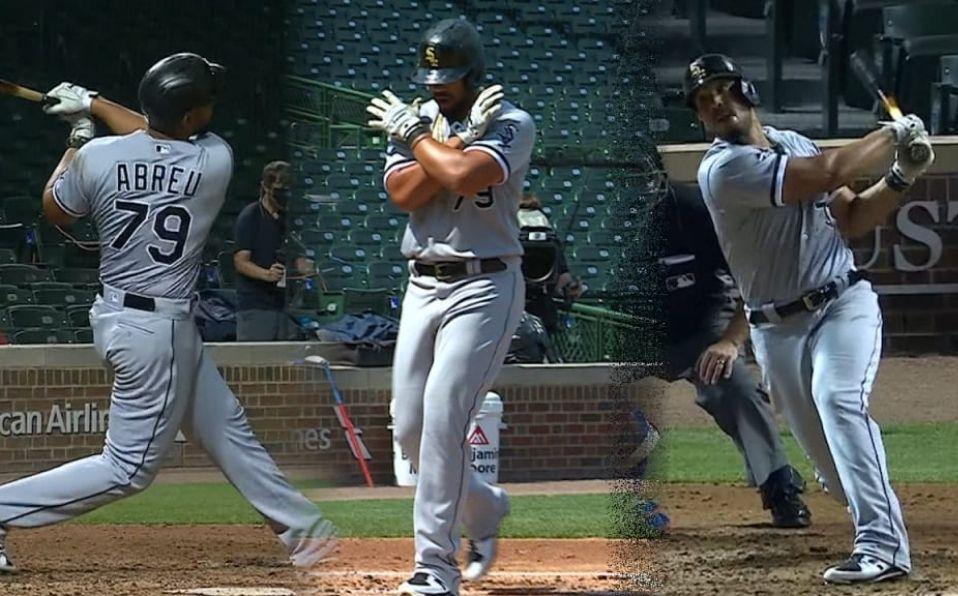 Abreu tiene 6 HR en los últimos 3 juegos. (Foto: MLB.com)