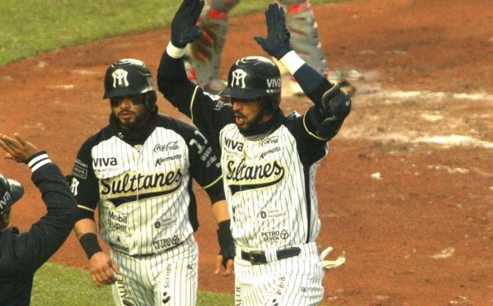 Sultanes clasifica a semifinales por primera vez en la LMP. (Foto: Roberto Alanís)