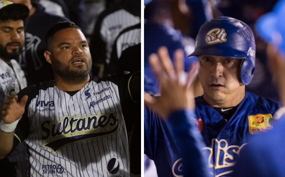Entre Vázquez y Amador, tienen un total acumulado de 29 temporadas jugadas en la Liga del Pacífico. (Foto: Especial)