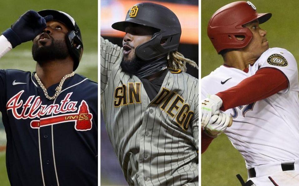 Te presentamos a los 5 mejores jugadores dominicanos para la MLB 2021 (Fotos: AP y MLB.com)