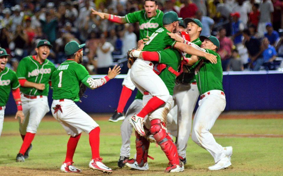 La Selección Mexicana se coronó en Colombia 2018. (Foto: WBSC)