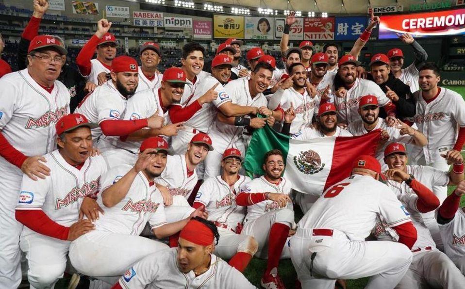 La Novena México consiguió su pase a los Juegos Olímpicos en el mundial Premier12. (@MexicoBeis)