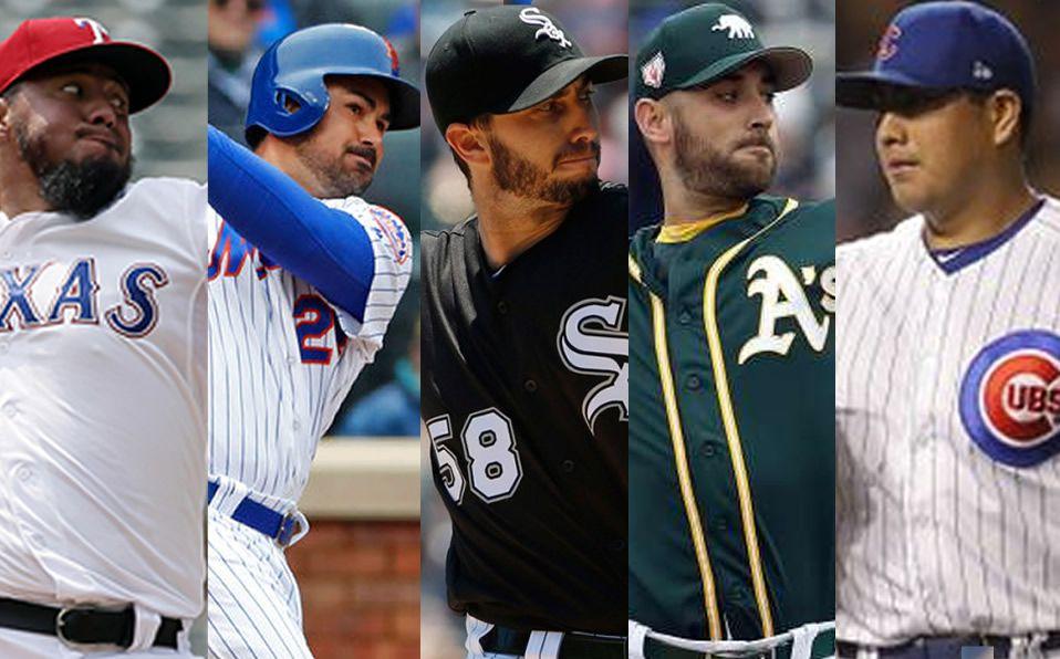 ¿Se acabó su carrera? Los mexicanos MLB que podrían retirarse