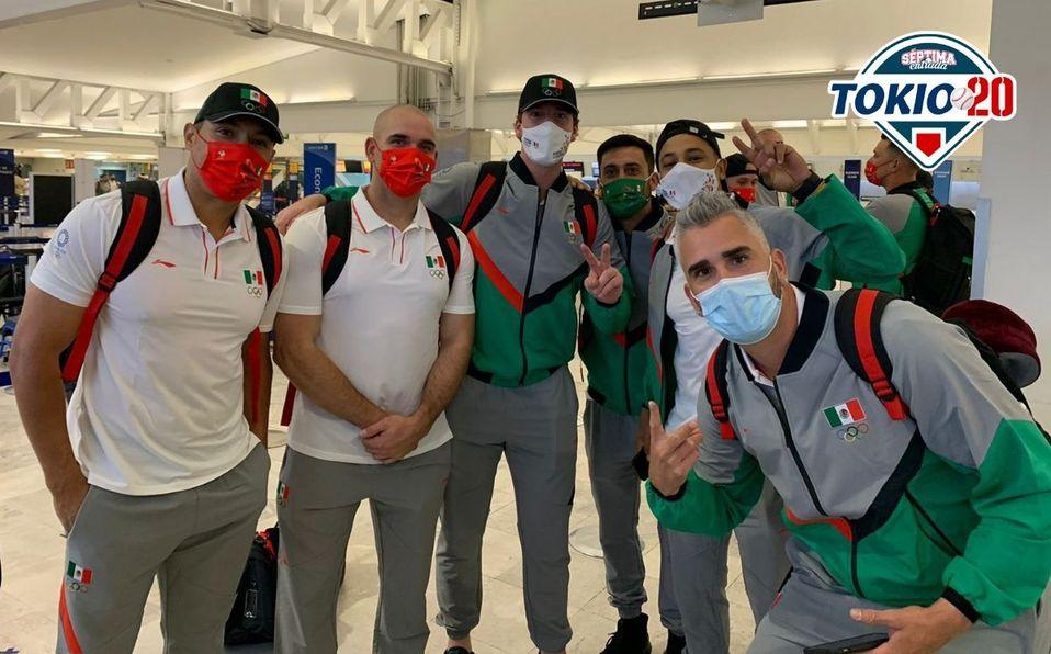 México hizo el viaje para llegar a Japón siete días antes de su debut en Juegos Olímpicos. (@MexicoBeis)