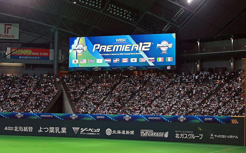 El Torneo Premier 12, a 75 días del arranque
