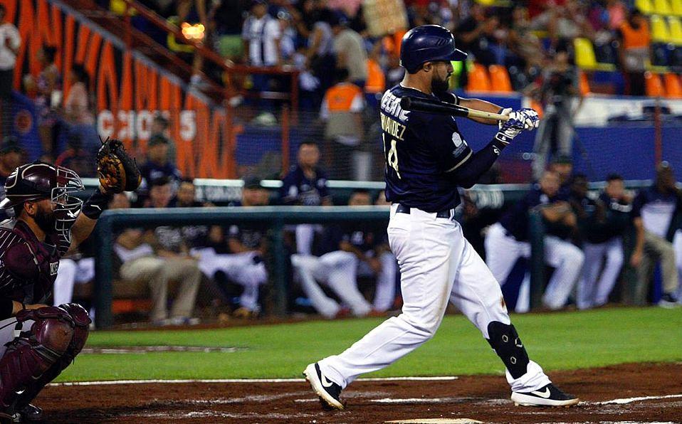Tigres tuvo más bases por bolas que hits conectados