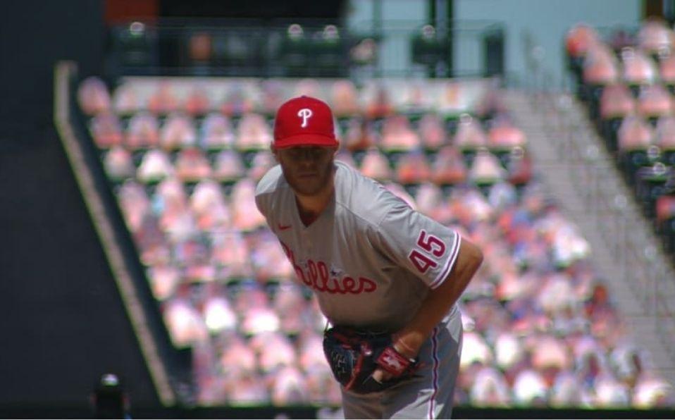 Wheeler llegó a los Phillies para la temporada 2019. (Foto: MLB.com)