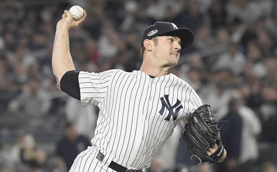 David Robertson hará exhibición ante equipos MLB