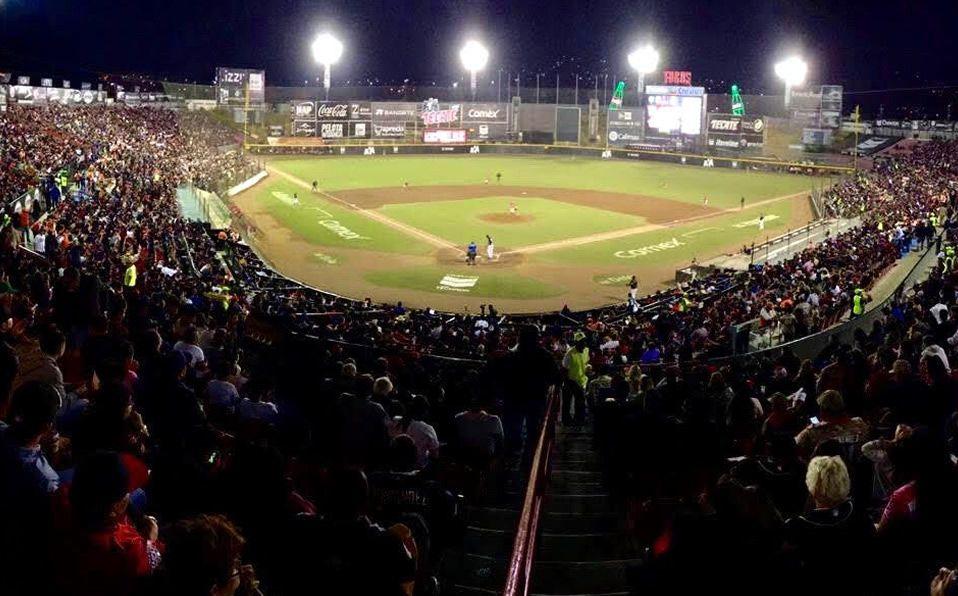 El Estadio Chevron, casa de los Toros de Tijuana, fue el que más gente recibió en 60 juegos.