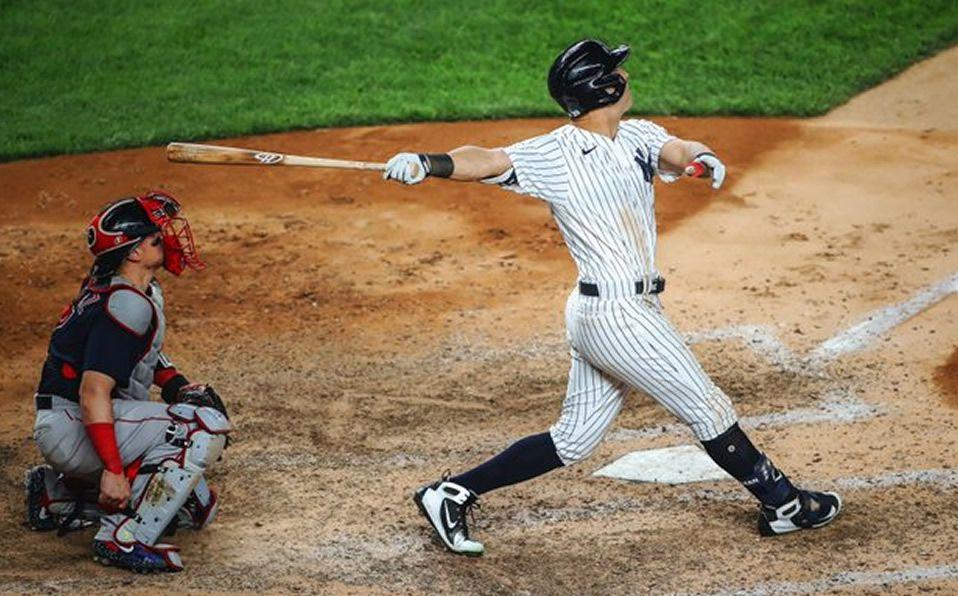 Yankees aplasta a Red Sox... quienes siguen viviendo una pesadilla. Foto: Yankees