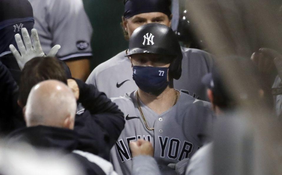 Yankees aseguró su 28va temporada con récord ganador. (Foto: AP)