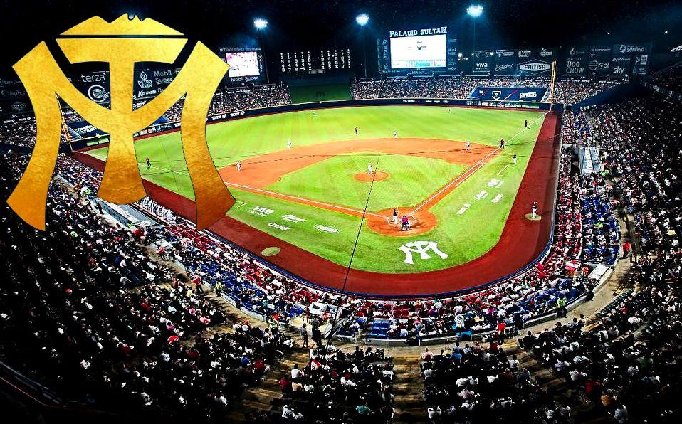 Sultanes de Monterrey, los Fantasmas Grises de la Liga Mexicana de Beisbol. (Foto: Especial)