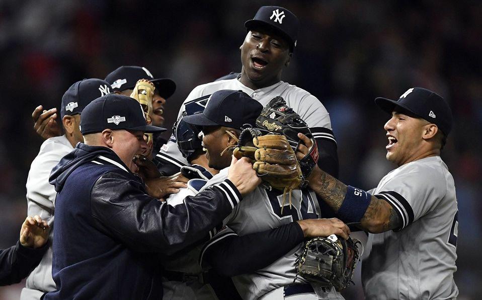 Los Yankees anotaron 23 carreras y a cambio recibieron 7 para completar la barrida. (Foto: @Starting9)