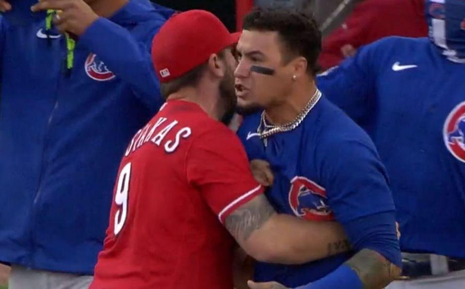 Ambos equipos ya habían tenido un incidente en el pasado. (MLB.com)