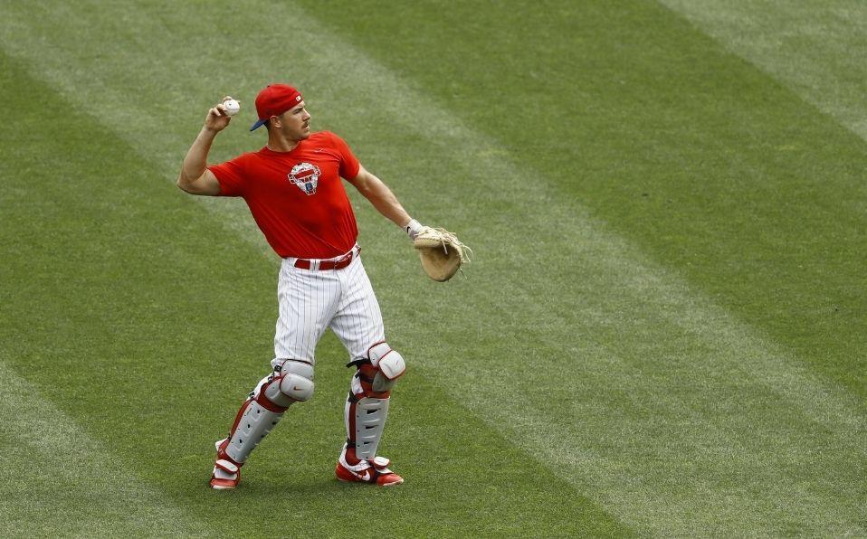 Realmuto es el mejor catcher disponible en la agencia libre. (Foto: AP)