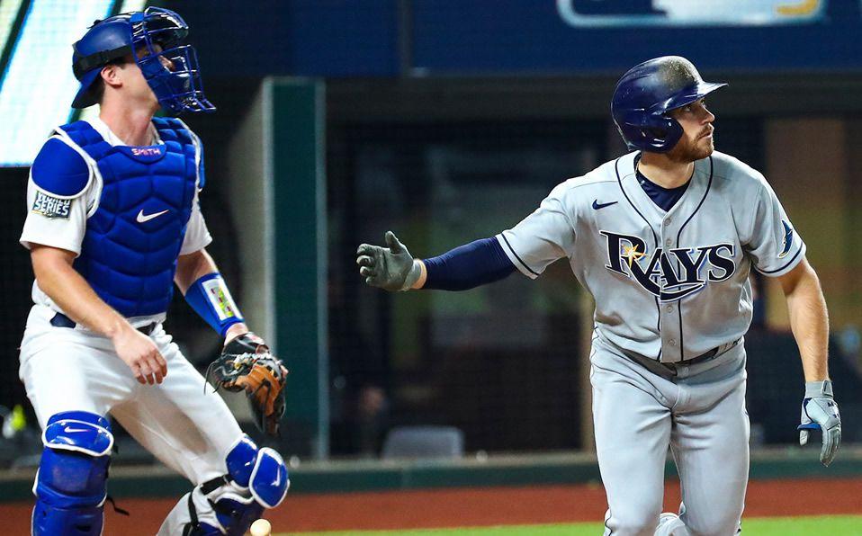 Los Rays y su dependencia a los home runs