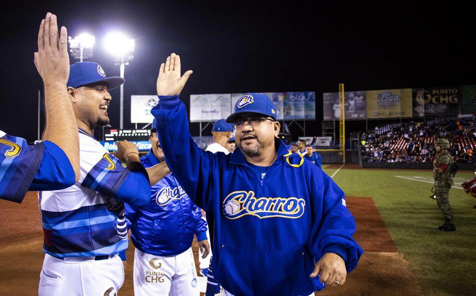Roberto Vizcarra vuelve con los Charros de Jalisco