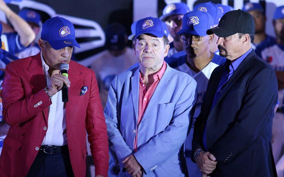 Accionistas de Charros exigen rendición de cuentas a Salvador Quirarte. Foto: IMAGO 7