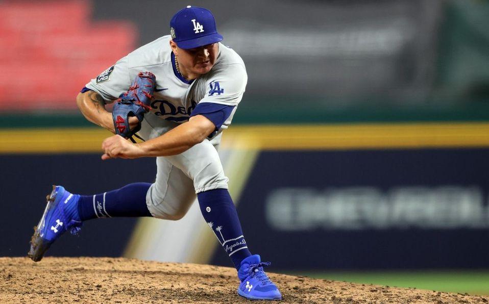 Esta es la primera vez que Dodgers pone al mexicano en la lista de lesionados. (MLB México)