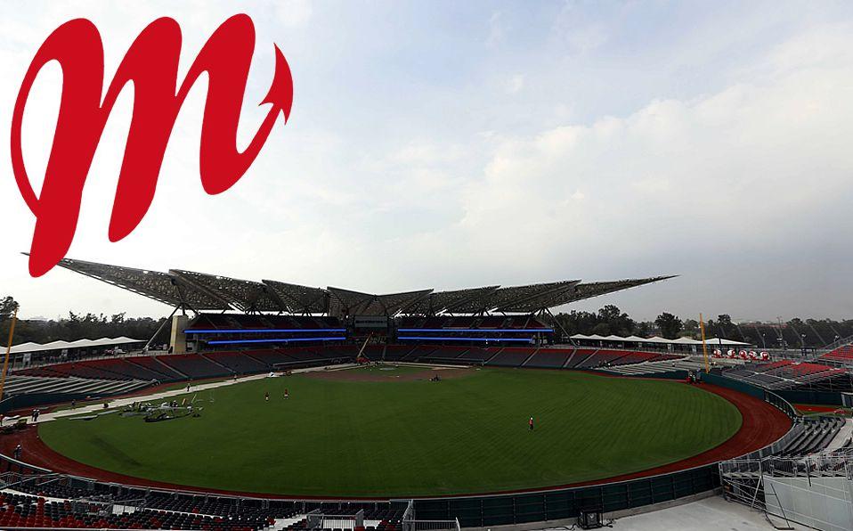 Esta es la nueva casa de los Diablos Rojos del México. Foto: Especial