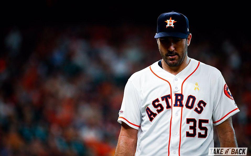 Justin Verlander llega a 18 triunfos con los Astros de Houston