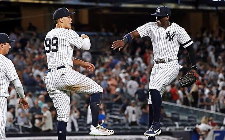 Yankees barre a Red Sox y les dan un golpe fuerte a sus aspiraciones
