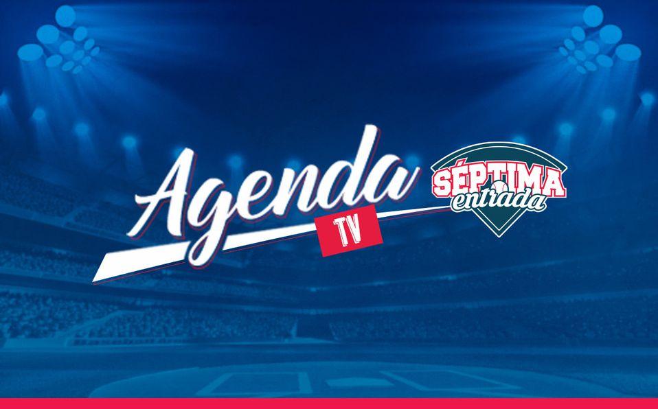 Agenda de los juegos de la MLB En Vivo para hoy en TV