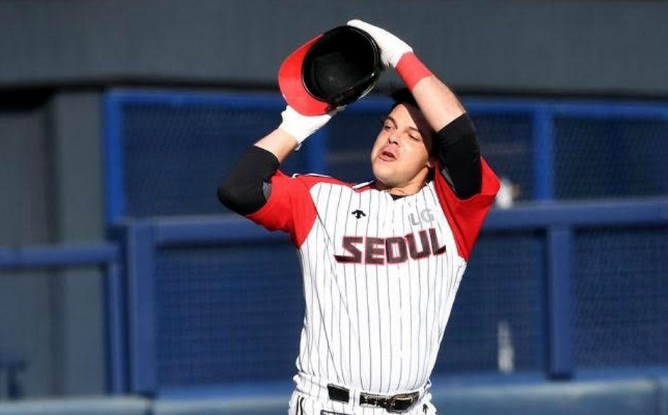 Ramos es líder de home runs en la Liga de Corea. (Foto: @LaAficion)
