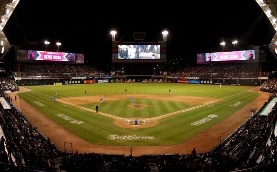 La serie tendrá sus Juegos 3, 4 y 5 en el Estadio Tomateros. (Foto: @Liga_Arco)