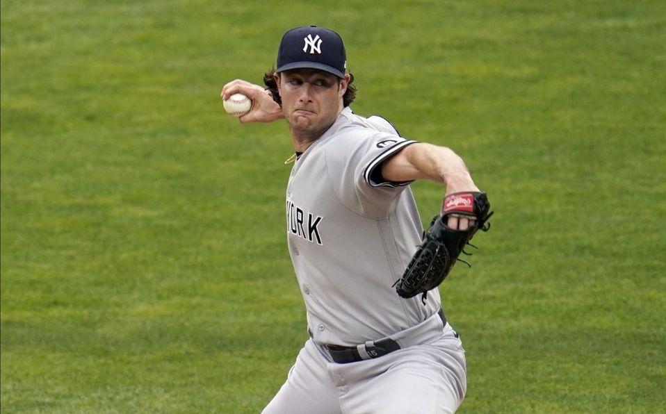 Gerrit Cole sería uno de los lanzadores anunciados para la Liga Americana. (AP)