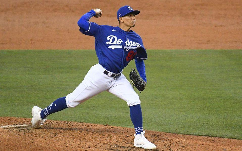 César Carrillo, el siguiente mexicano en los Dodgers