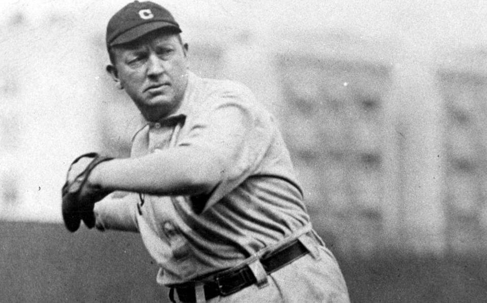 El pitcher lanzó para cinco organizaciones distintas, destacando con las Spiders de Cleveland. (Foto: Baseball Hall)