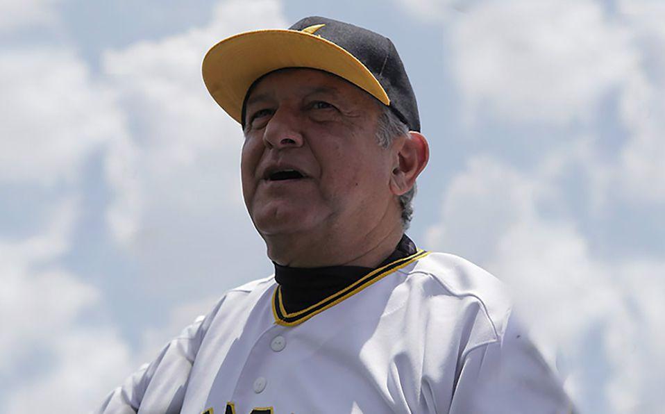 El mandatario ha mostrado su apoyo al beisbol. (Foto: @Unanimosports)