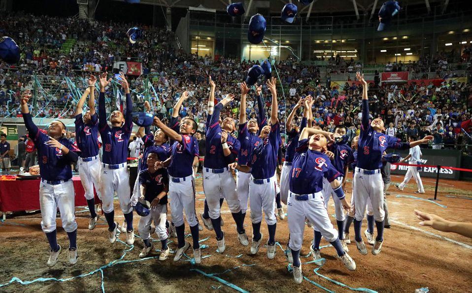 Esta es la primera ocasión en la que Taiwán gana un campeonato del mundo sub-12. (Foto: WBSC)