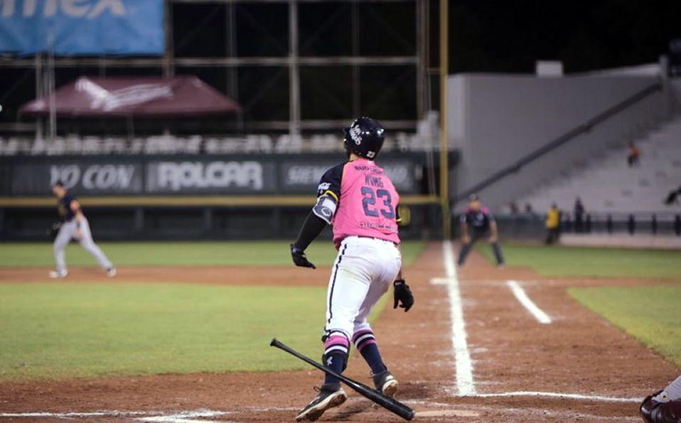Michael  Wing, elegido por los Sultanes, se encuentra jugando su tercera temporada en el beisbol mexicano.