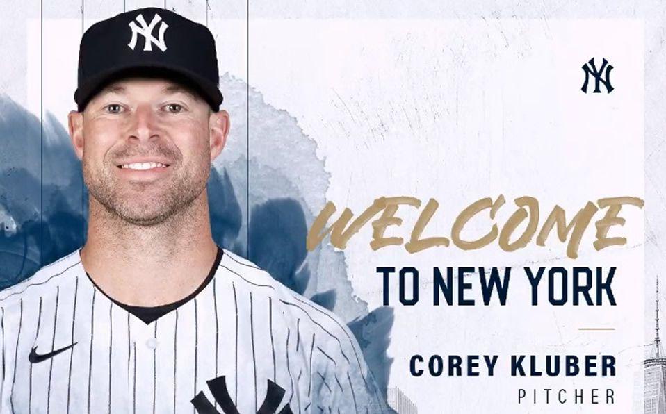 OFICIAL: Corey Kluber es de los Yankees