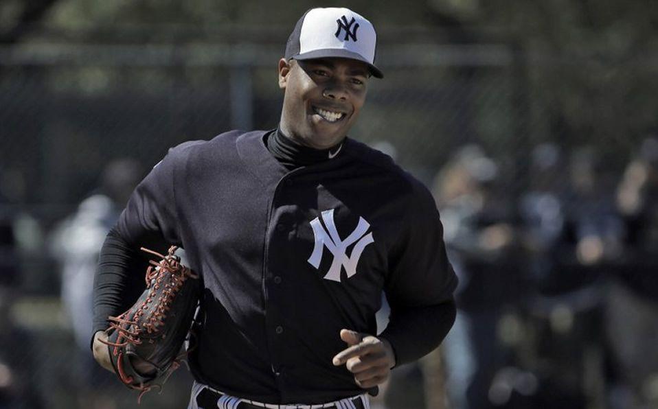 Aroldis Chapman ya puede volver a los Yankees