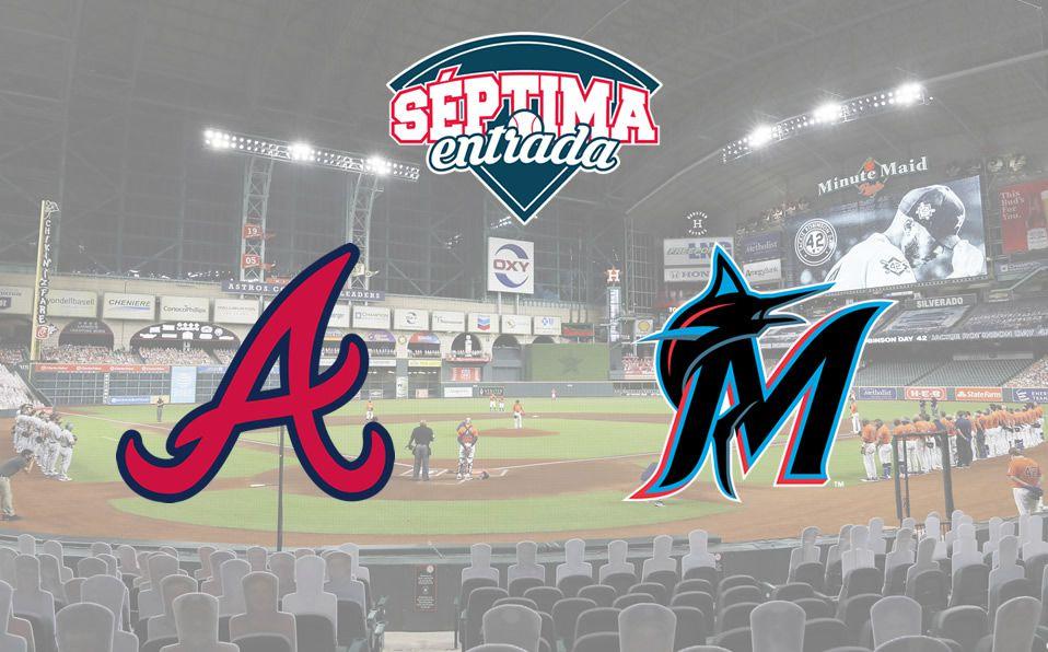 MLB en TV: Braves vs. Marlins: Horario, TV, Dónde y cómo ver EN VIVO