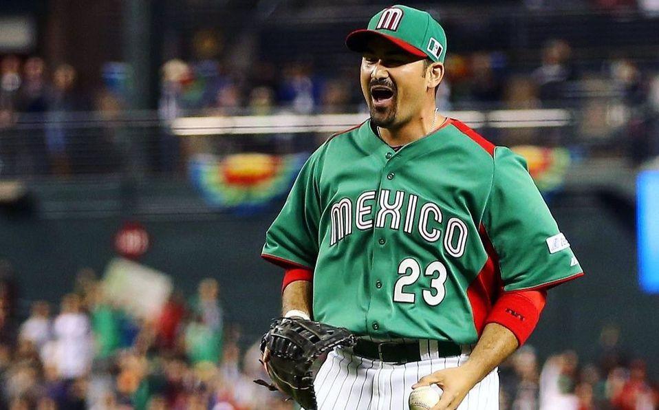 Adrián González ha jugado con México en las cuatro ediciones del Clásico Mundial de Beisbol. (Foto: @Adrian_ElTitan)