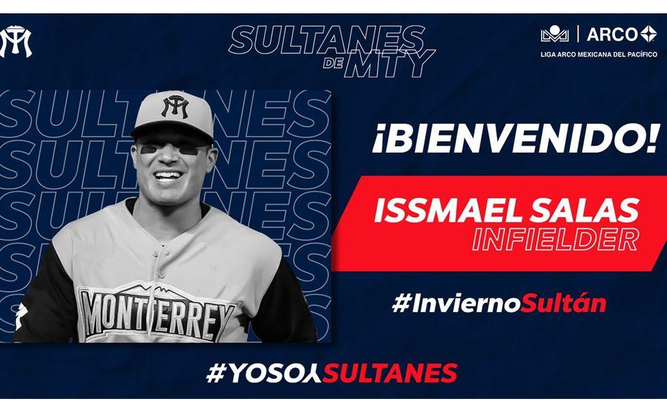 LMP: Está de regreso Issmael Salas con Sultanes