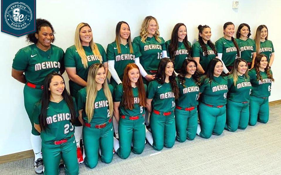 JO: Selección de Softball que lleva a México en la sangre