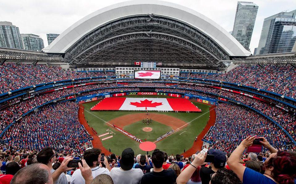 Los Jays son el único equipo en Canadá desde 2005. (Foto: @BlueJays)