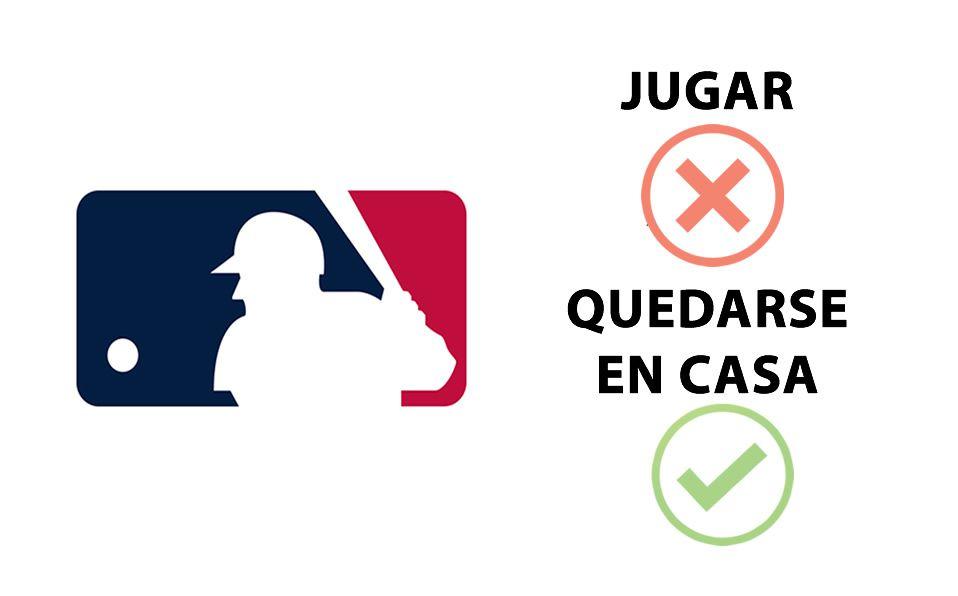 Los peloteros que no jugarán en MLB por el coronavirus