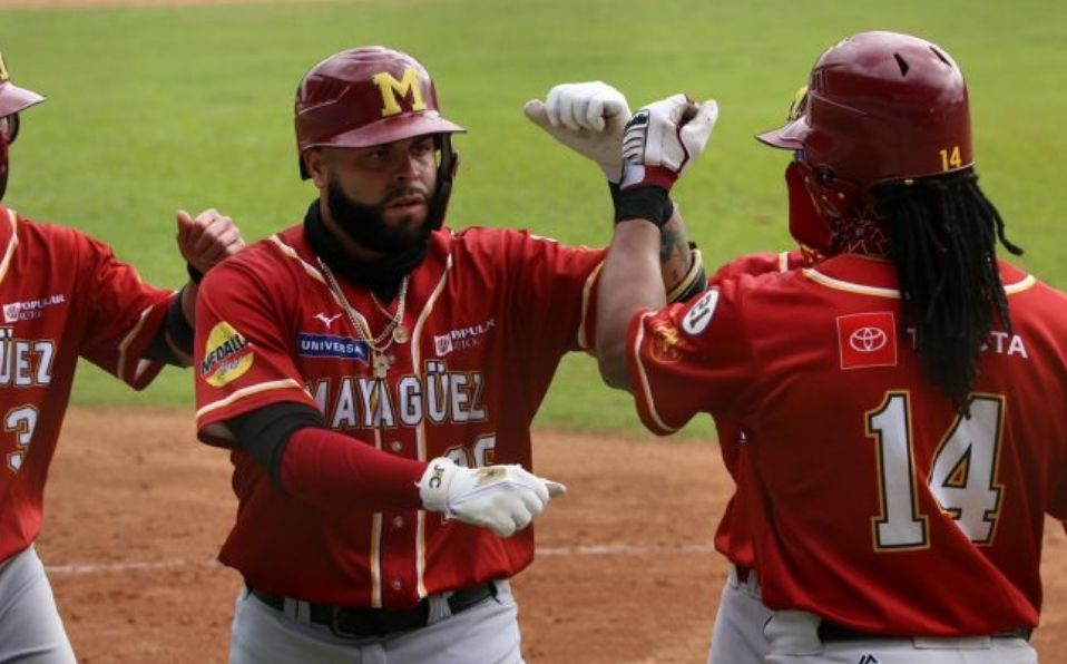 Indios de Mayagüez avanzan a la final del béisbol de Puerto Rico