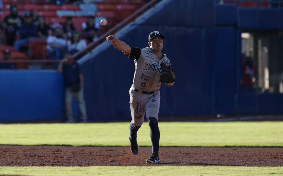 Sultanes ganó dos de los tres juegos en Mexicali. (Cortesía)