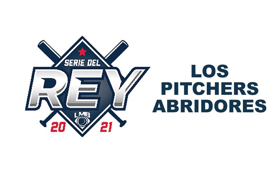 SERIE DEL REY: Pitchers abridores del duelo por el título de LMB