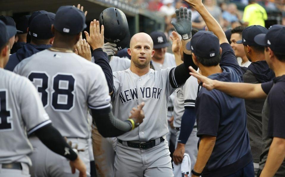 Gardner ha hecho toda su carrera en MLB con los Yankees. (Foto: AP)